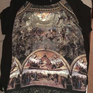 A artistic shirt